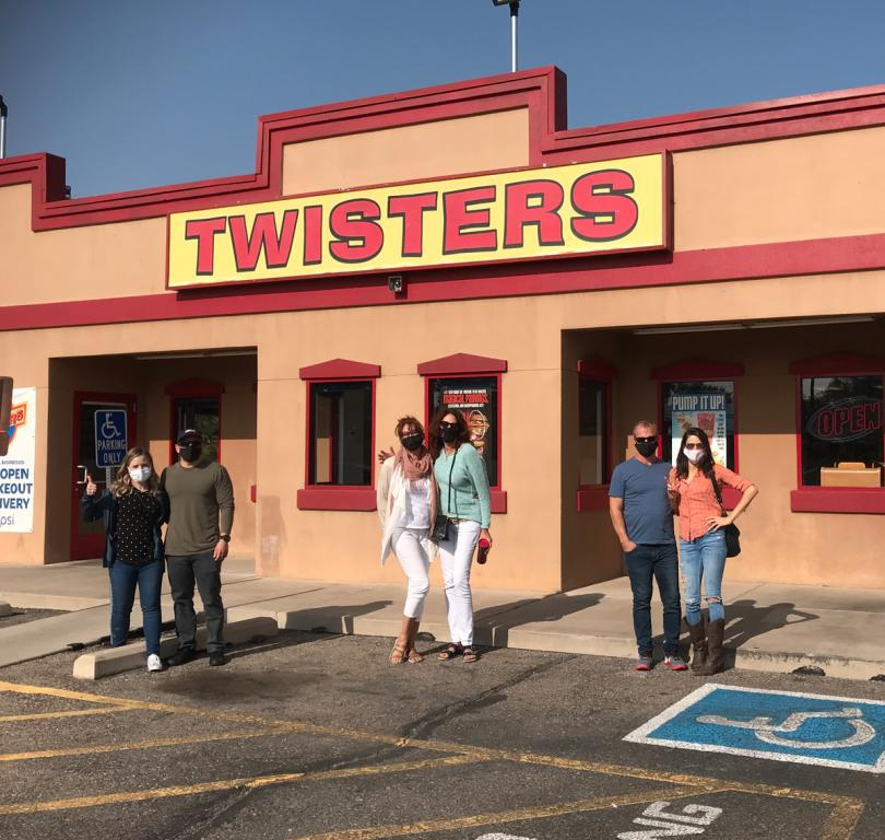 Los Pollos Hermanos AKA Twisters
