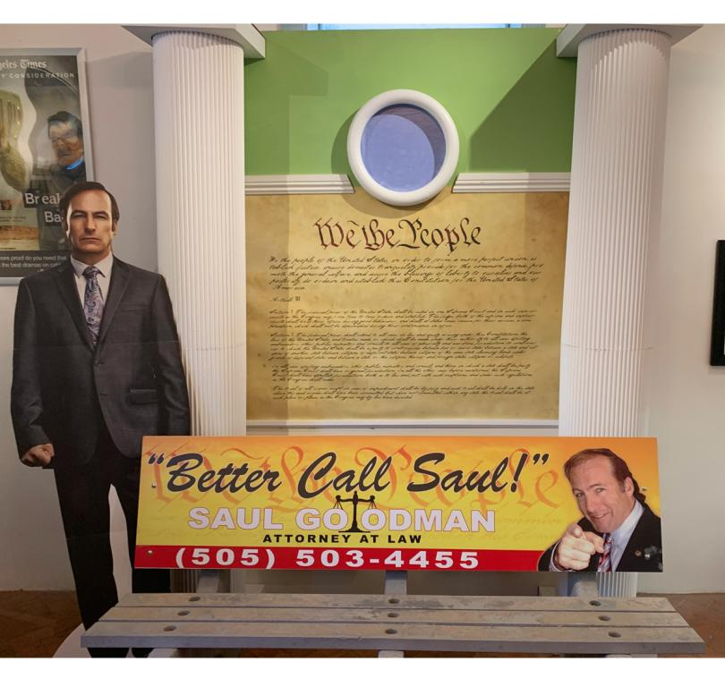 Better Call Saul Photo Op