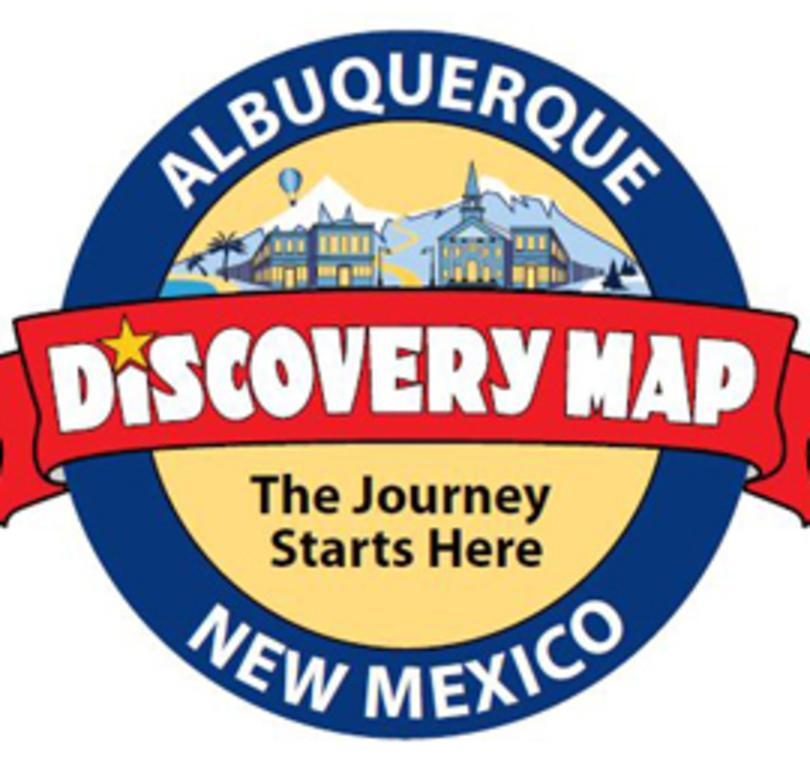 Discovery Map of Albuquerque