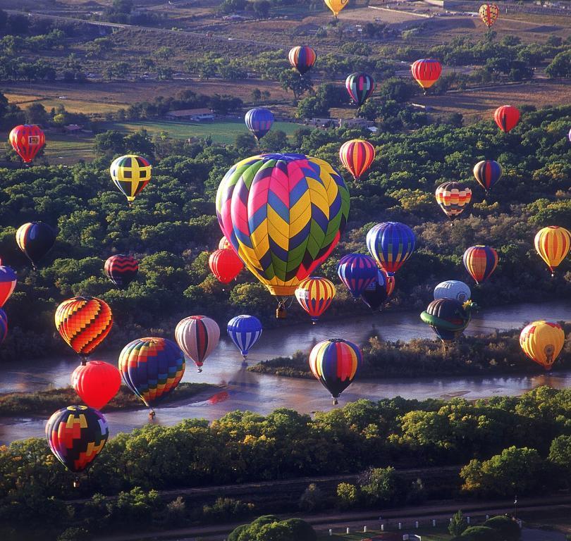 Arizona Balloon Festival 2020 Albuquerque International Balloon Fiesta®   2020
