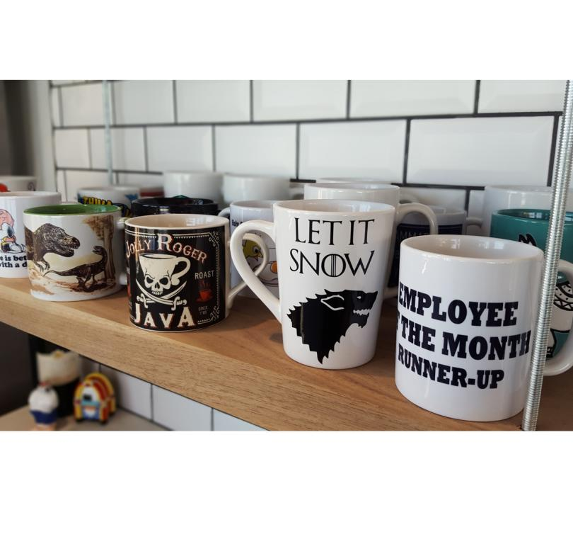 Grab Your Favorite Mug!