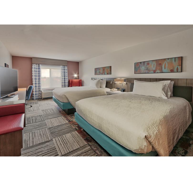 Standard Guest Room - 2 Queens