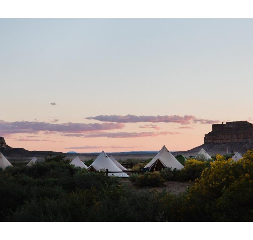 Package - Chaco Canyon Equinox Overnight Glamping Tour