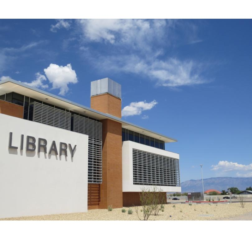 Center and Unser Library