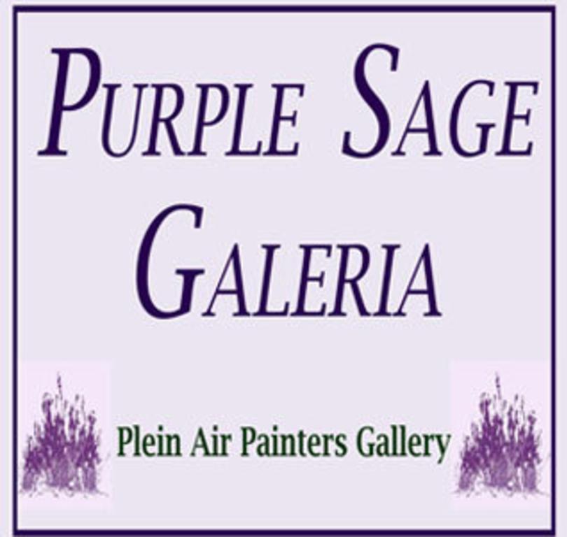 Purple Sage Galeria