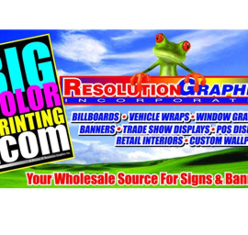 Resolution Graphics Inc.