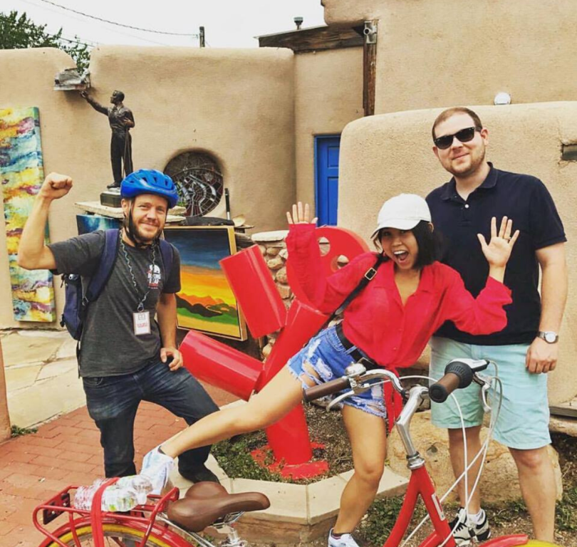 Routes Bicycle Tours & Rentals ABQ & Santa Fe