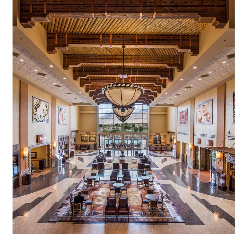 Hotel/Casino Lobby
