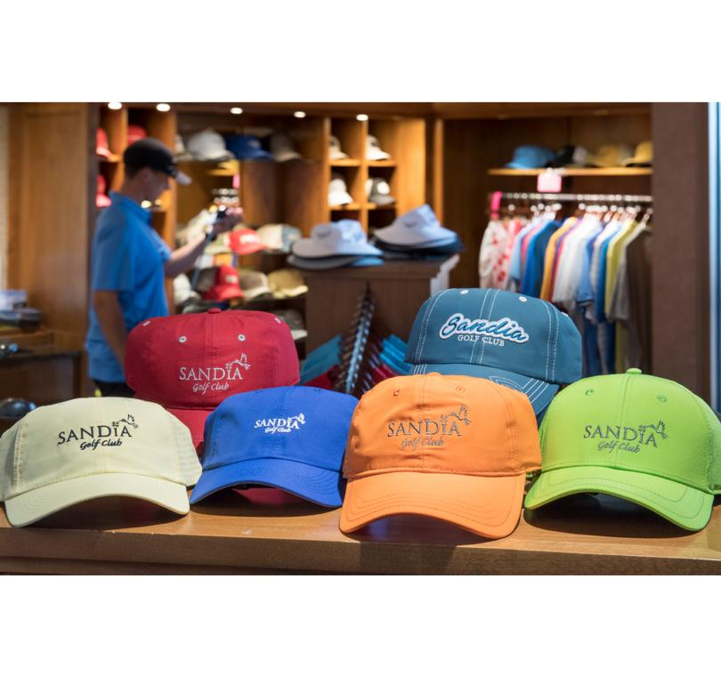Sandia Golf Shop