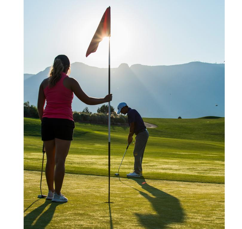 Sandia Golf
