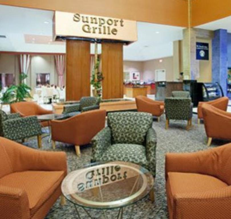 The Sunport Grille - Holiday Inn & Suites Albuquerque Airport