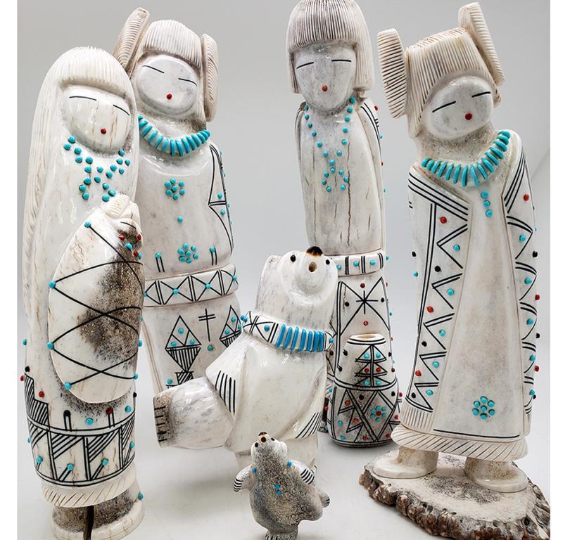 Claudia Peina Maidens and Dancing Bears