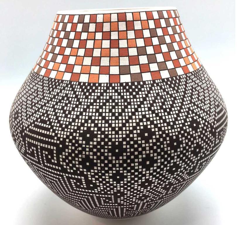 Frederica V. Antonio Acoma Pueblo Pottery