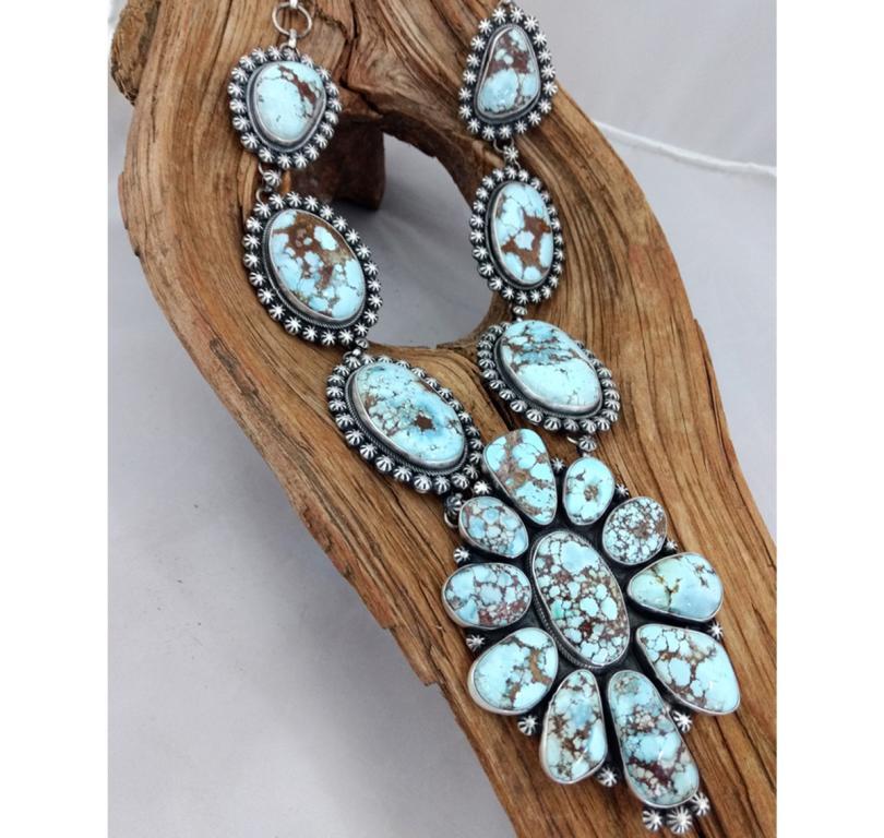Sierra Nevada Turquoise Jewelry