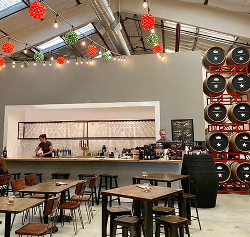 Tasting Room Vara Winery & Distillery