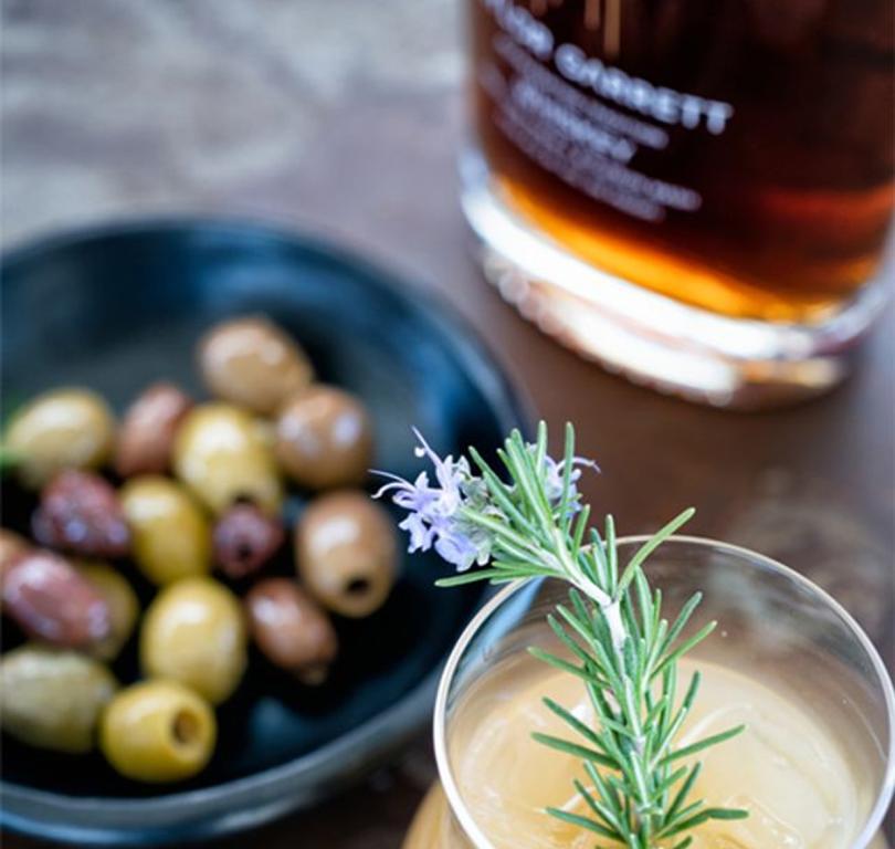 Taylor Garrett Whiskey cocktail