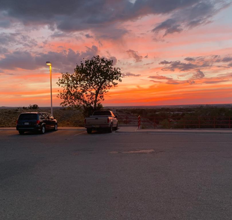 Sunset at Vara