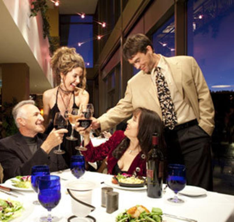 Wendell's Steak & Seafood Restaurant - Inn of the Mountain Gods Resort & Casino