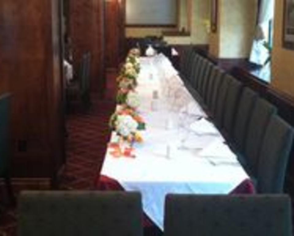 Banquet set up1