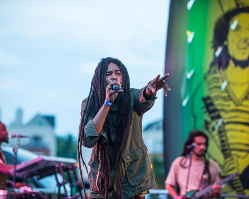 Peoples' Festival 4Peace Tribute to Bob Marley, Wilmington, Delaware