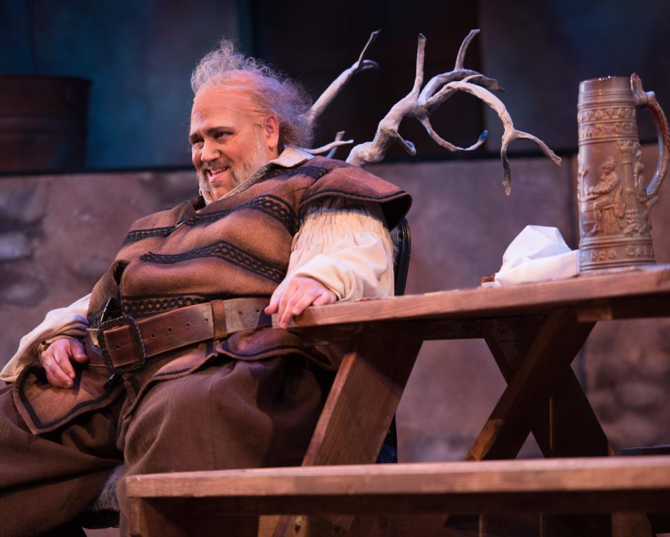 Steven Condy as Falstaff