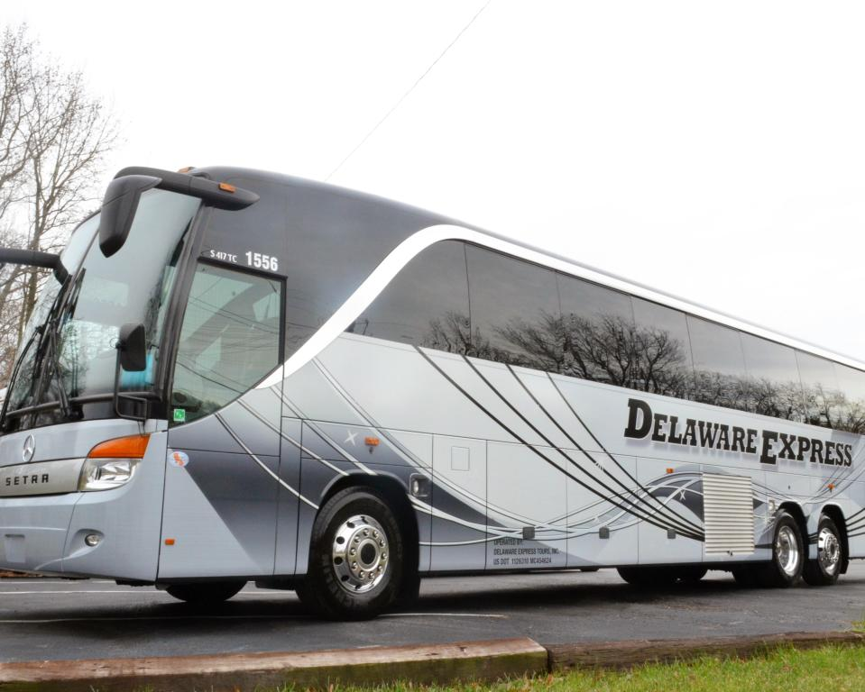 Delaware Express Bus