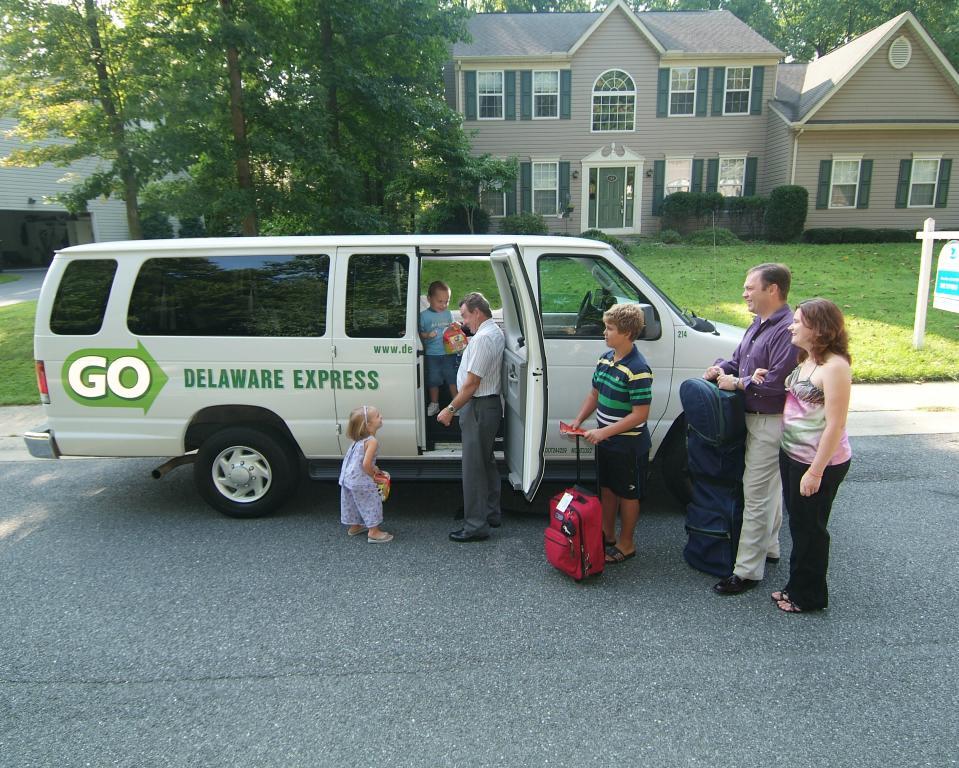 Delaware Express Van