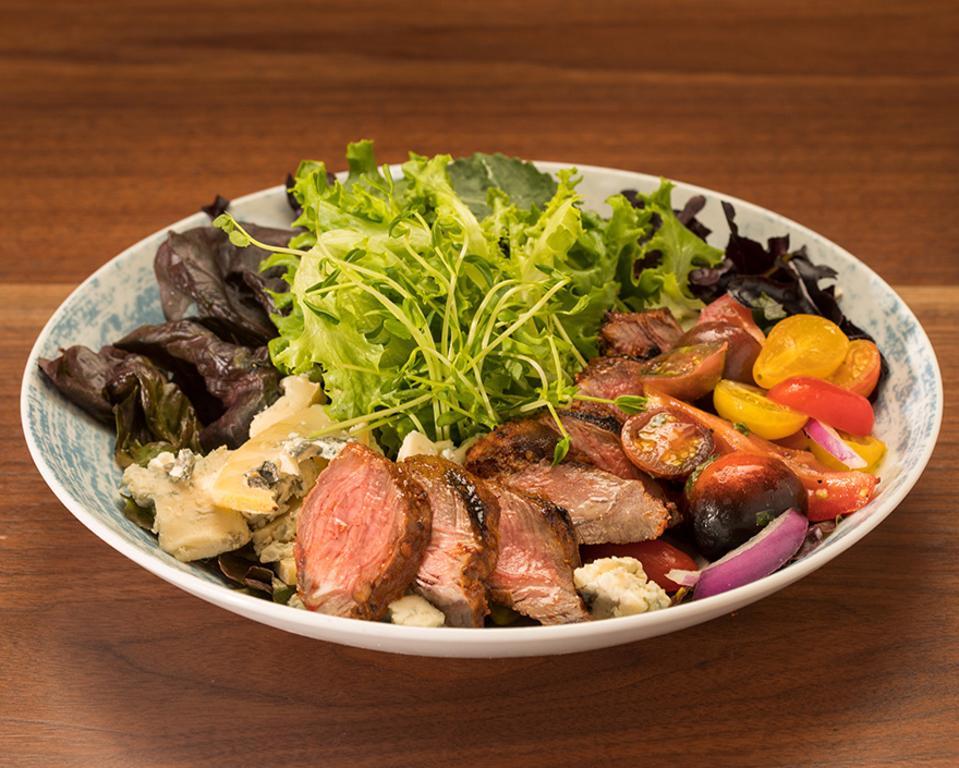 Black & Blue Steak Salad