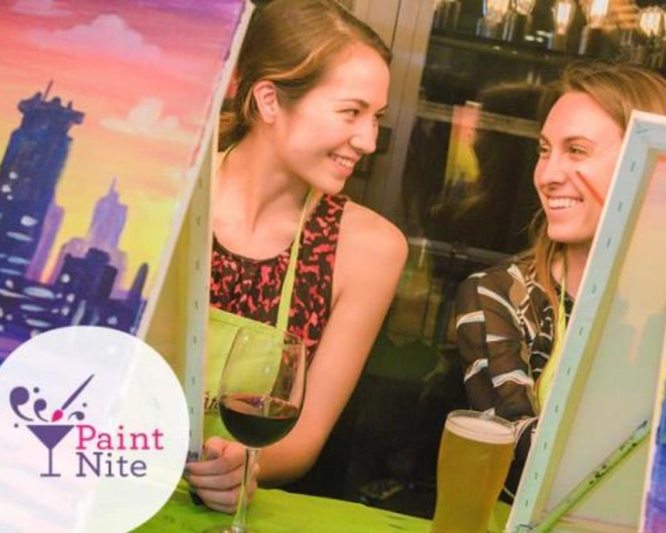 generic Paint Nite photo