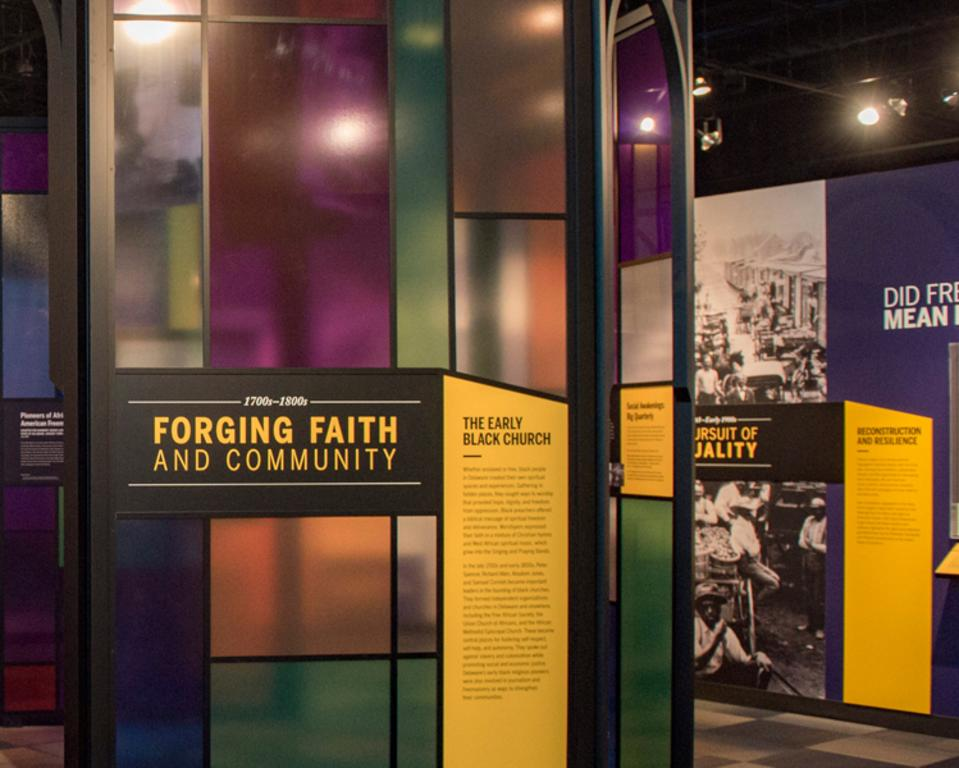 Mitchell Center for African American Heritage