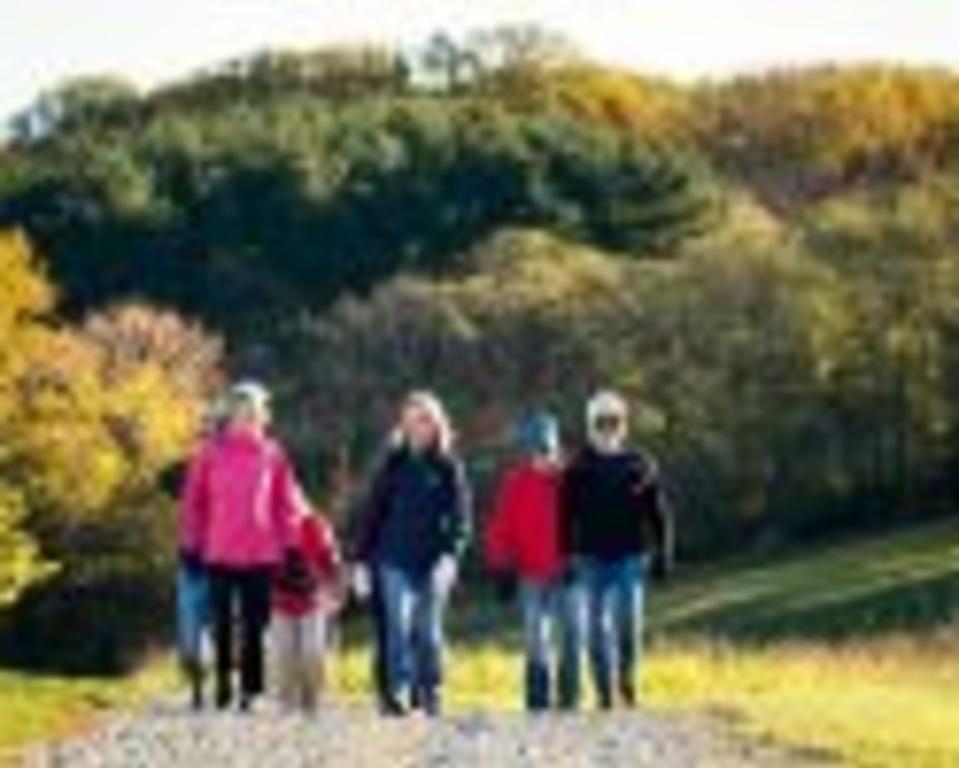 Natural Land Hike
