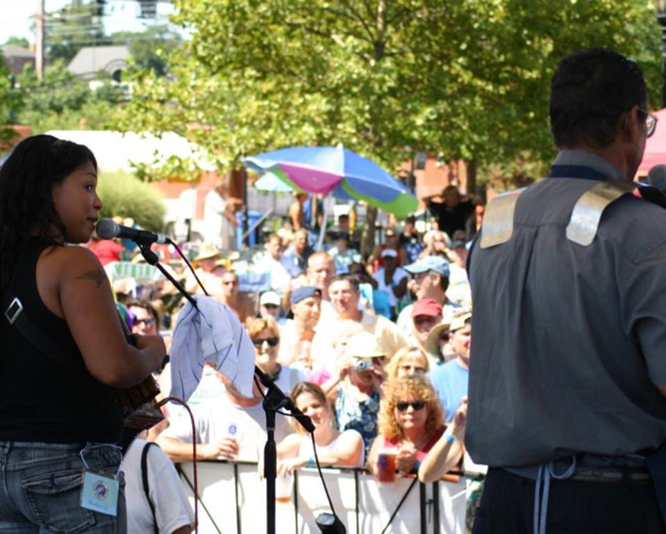 Riverfront Blues Festival - Wilmington, Delaware