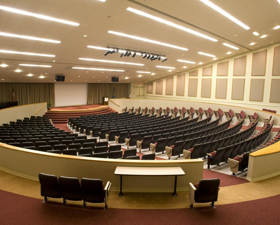 UD Clayton Conference Center Auditorium