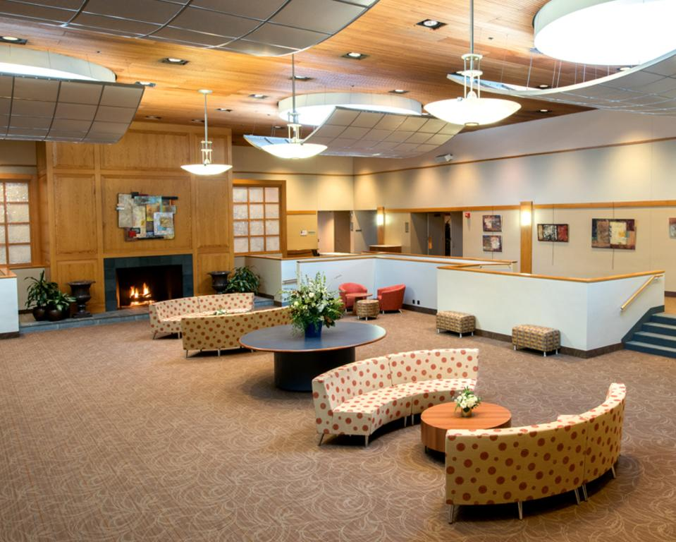 UD Clayton Conference Center Lobby