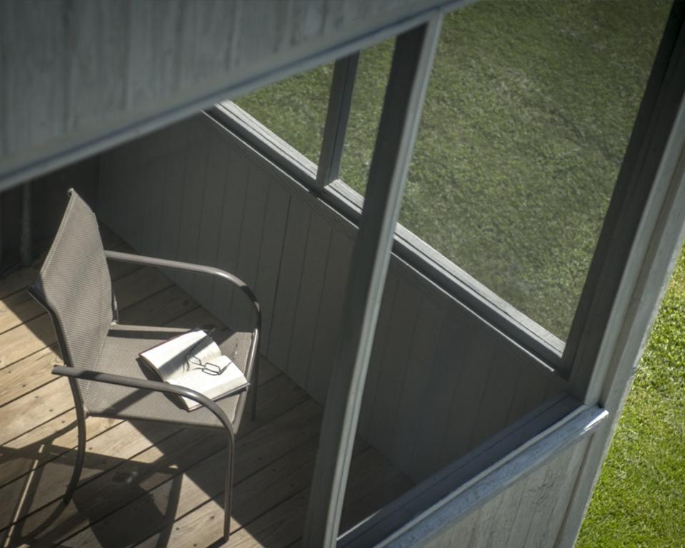UD Virden Center Guestroom Porch