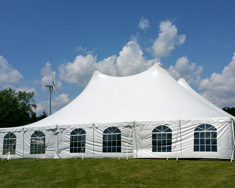 UD Virden Center Big Tent