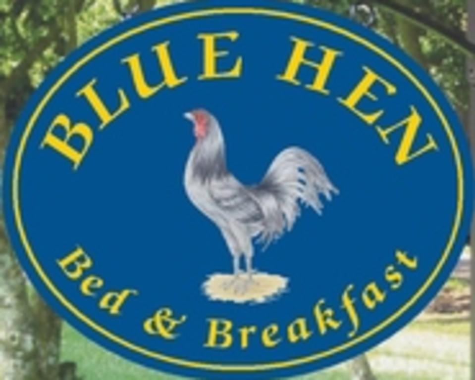 Blue Hen B&B Logo