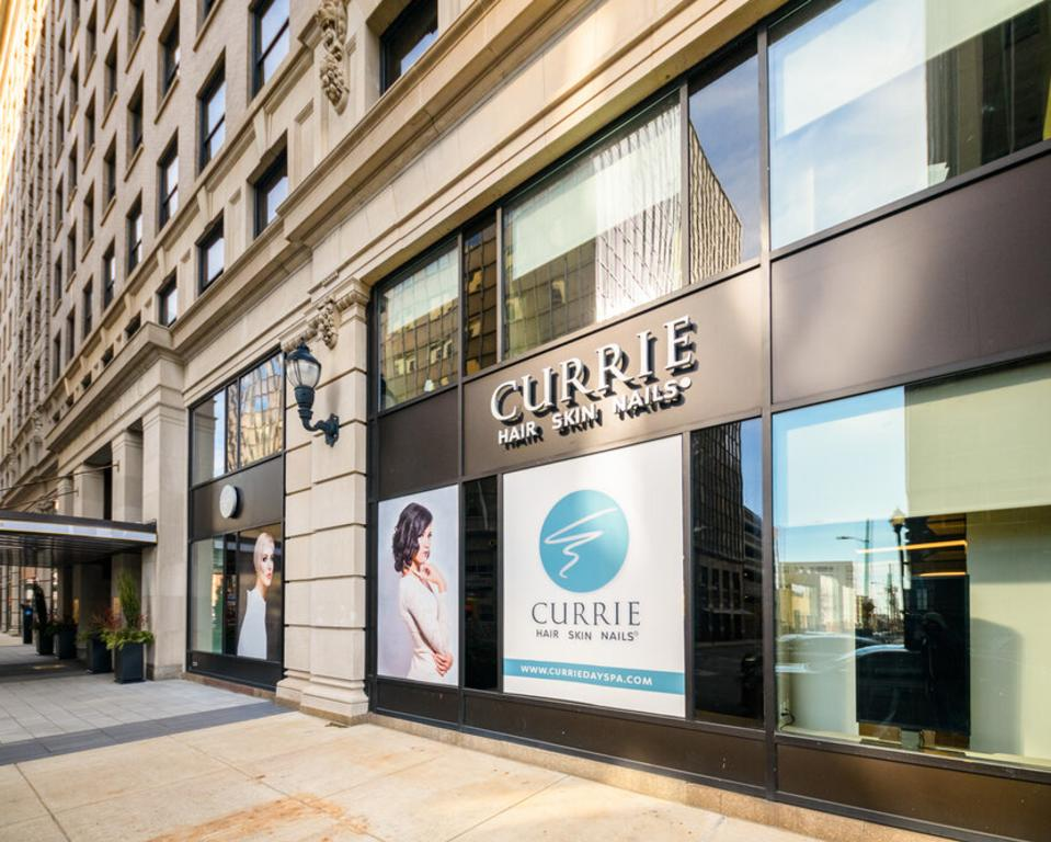 CURRIE HAIR, SKIN AND NAILS