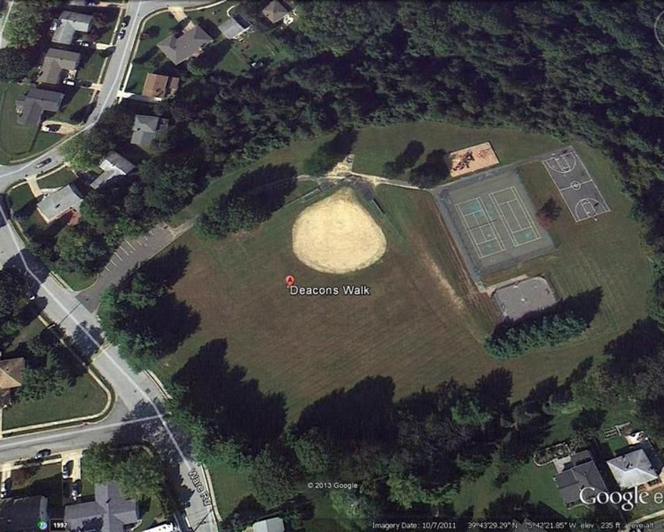 Deacons Walk Park