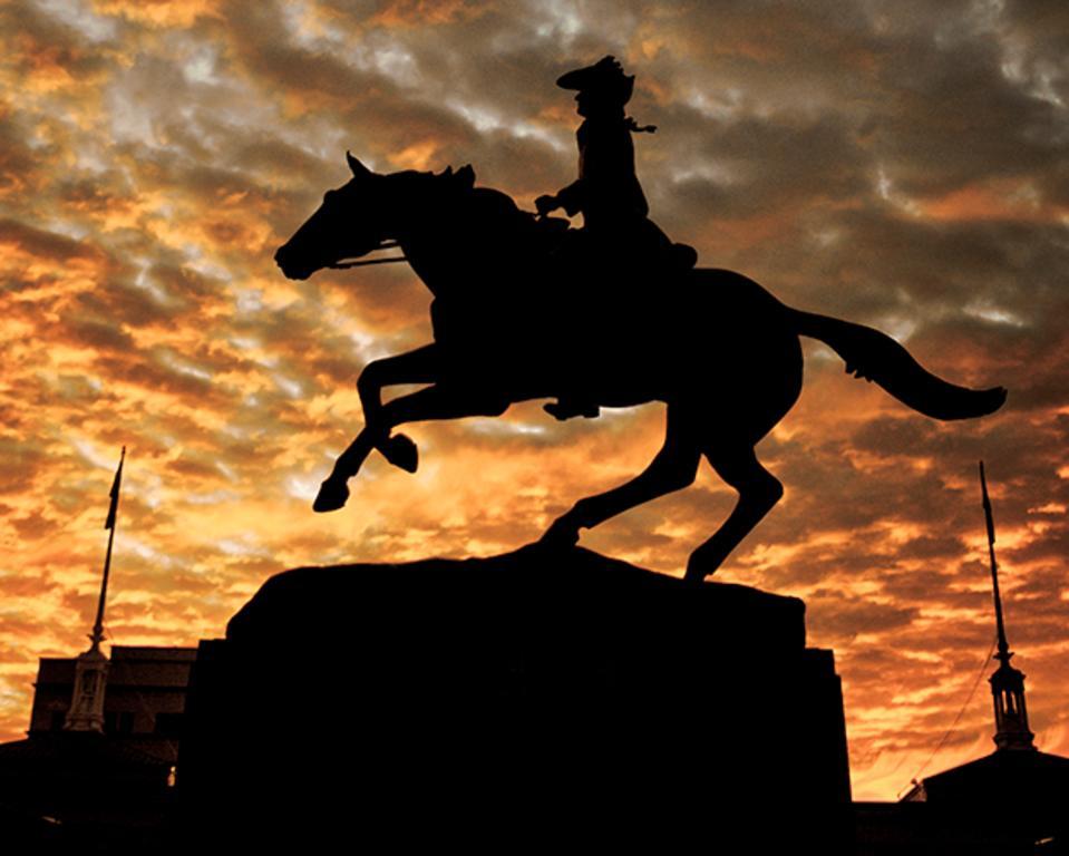 Caesar Rodney Statue, Wilmington, Delaware