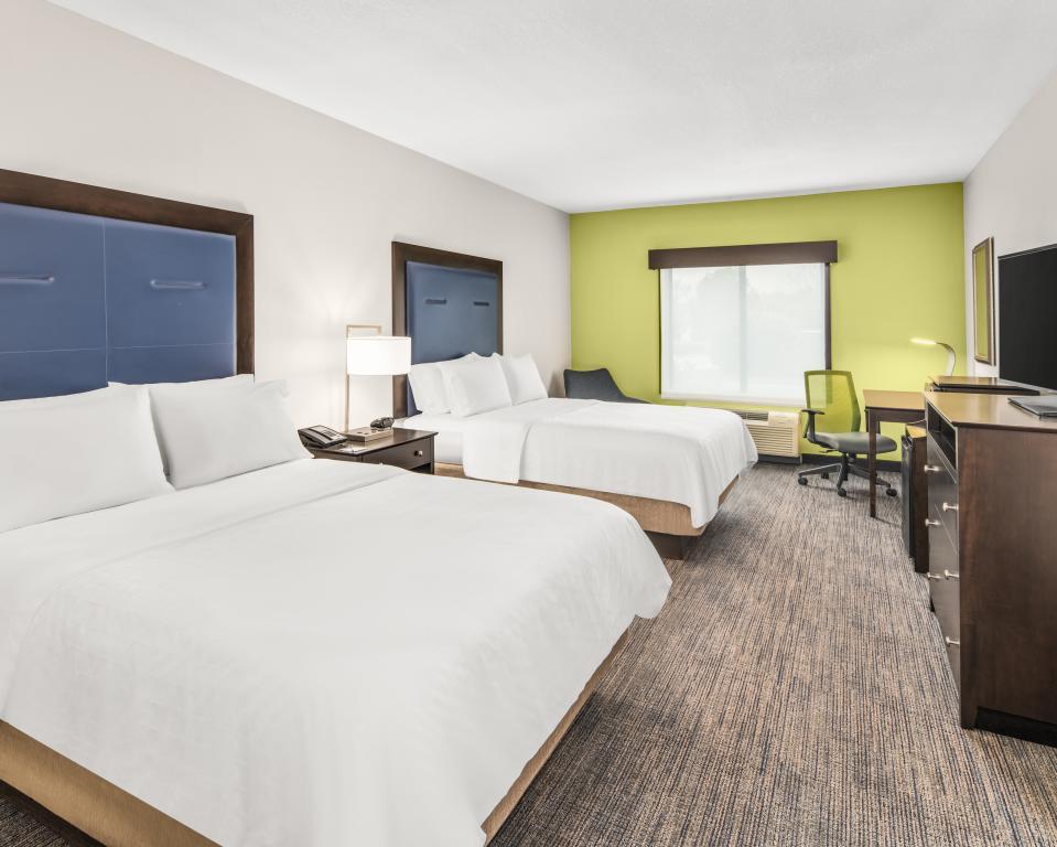 Sleeping room Double Queen