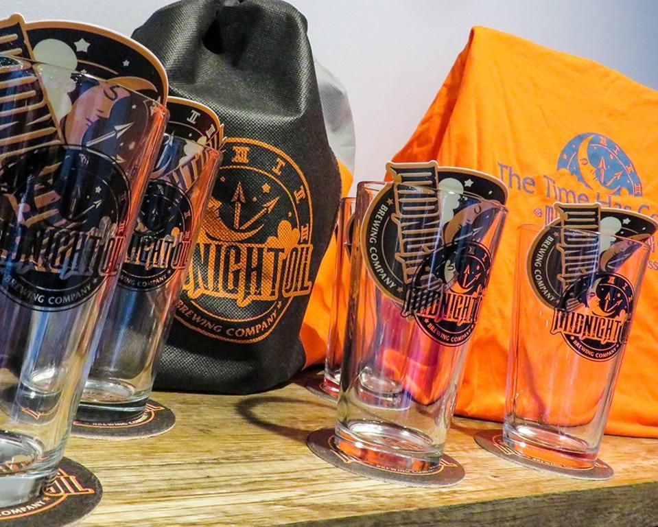 Midnight Oil Brewing Co
