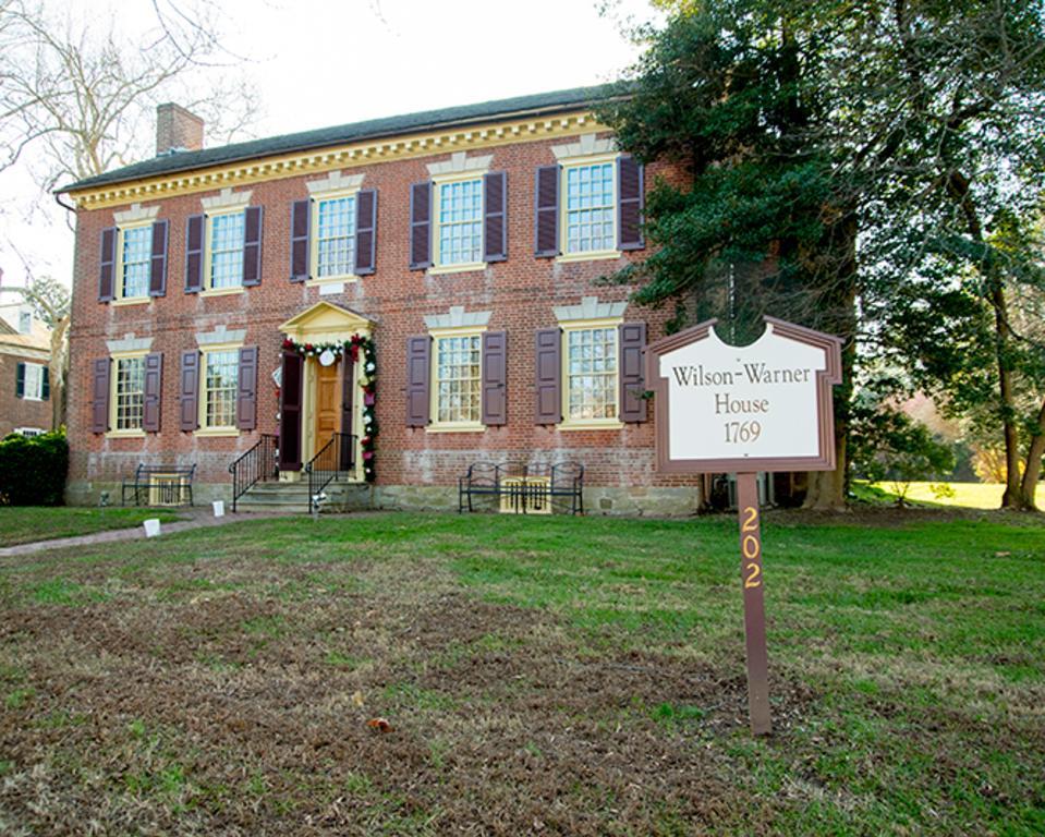Historic Houses of Odessa, Odessa, Delaware