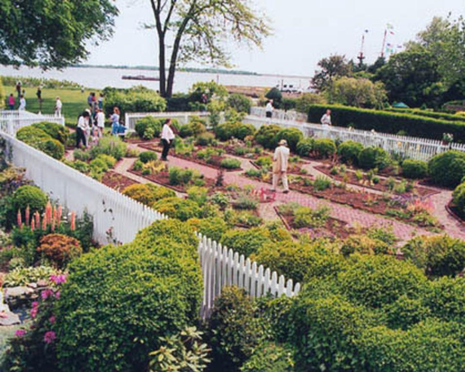 Read House & Garden - Historic New Castle - Delaware