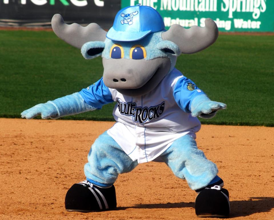 Wilmington Blue Rocks Baseball