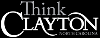 Think Clayton North Carolina Logo