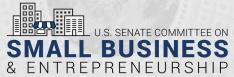 US Senate Small Biz Comm.