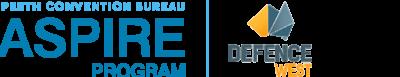 Defence West Aspire Logo