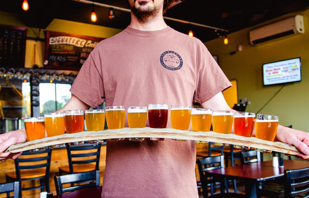 Round Guys Brewery