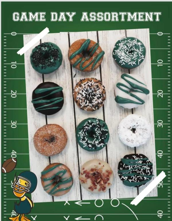 Duck Donuts Eagles